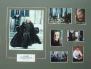 John Noble Signed Lord Of The Rings Photo Display Set - Denethor #3
